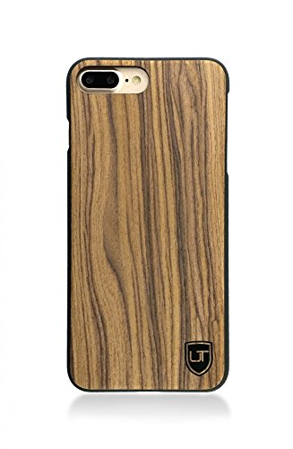 Utection iPhone 7 Case aus Holz frontal