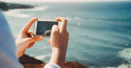 Smartphone als modisches Accessoire